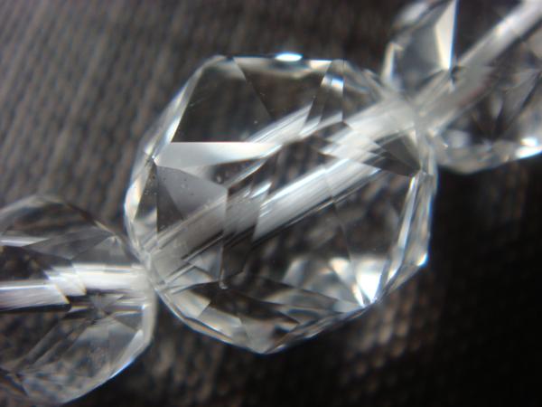 水晶ブレスレット